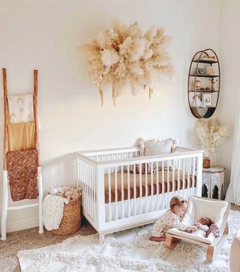 Gender Neutral And Uni Nursery Ideas