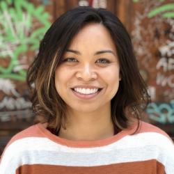 Nicole is a researcher and lifelong learner excited to work at this nexus of city government, civic engagement, and design to collaborate, serve, and celebrate the diversity of Oakland. Prior to CDL, she worked with the Exploratorium in the Center of Informal Learning and Schools and brings 3+ years experience using qualitative research methods to inform the design and implementation of youth-facing technology education programs in the Bay Area. Currently, Nicole is pursuing her Ph.D. in the Learning Sciences in technology and digital media through the UC Berkeley Graduate School of Education.
