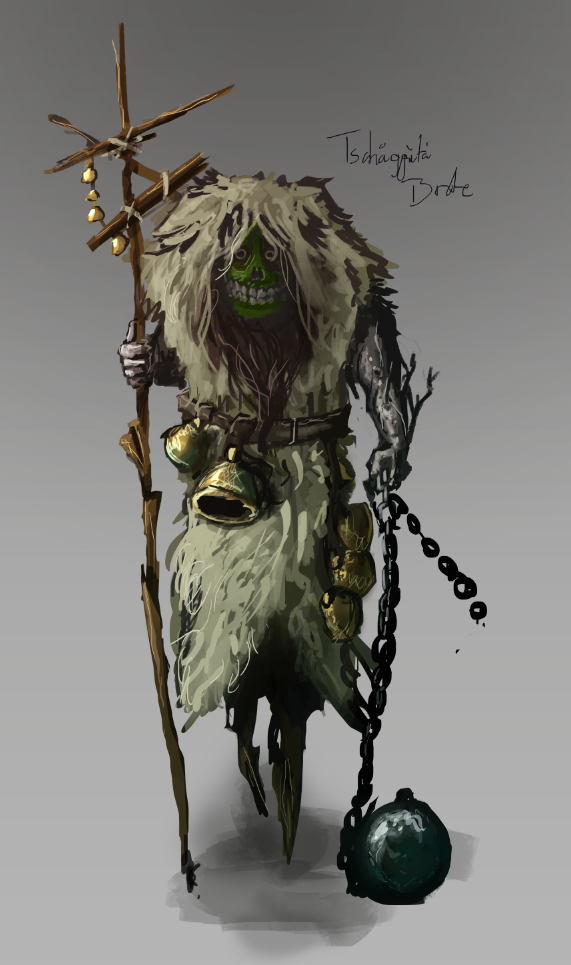 The Brute, one of the enemy types in Helvetii