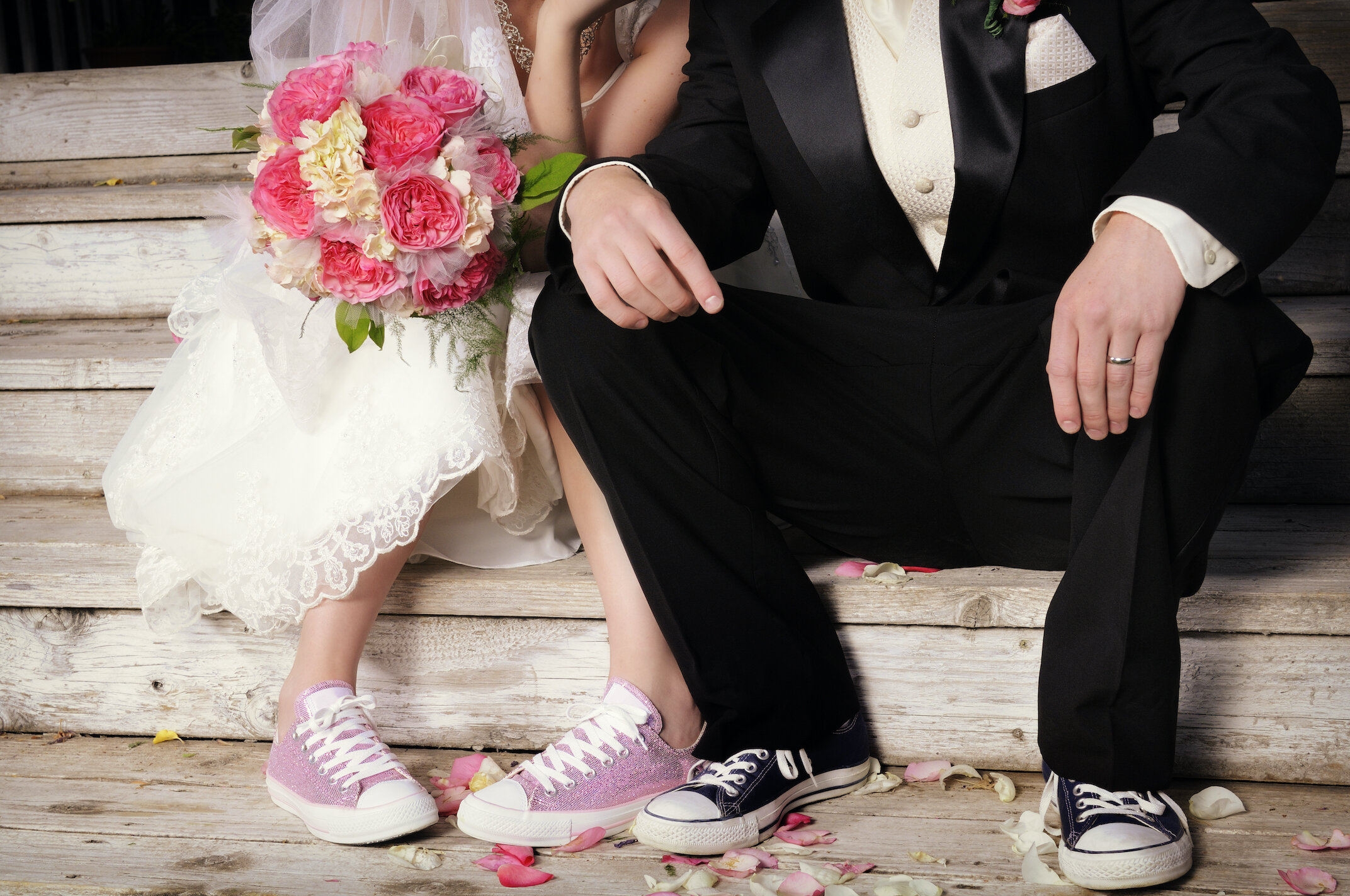 bride and groom shoes on wedding day.jpg