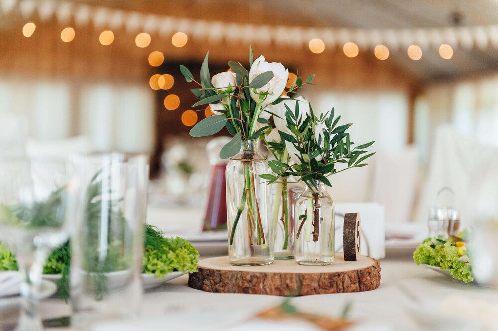 8 DIY Wedding Table Decorations We Love  Wedding Spot Blog