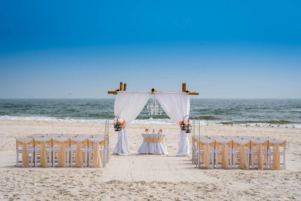 Beach Wedding Ideas: 9 We Love  Wedding Spot Blog