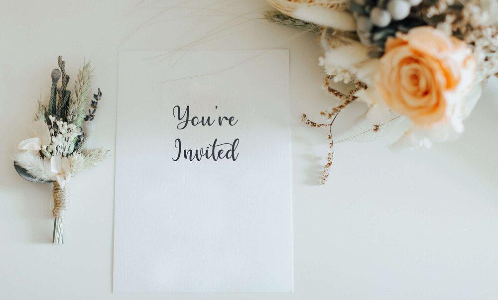Homemade Wedding Invitation Ideas | Wedding Spot Blog
