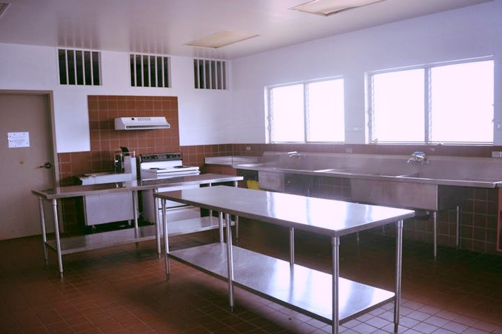 Full kitchen facilities