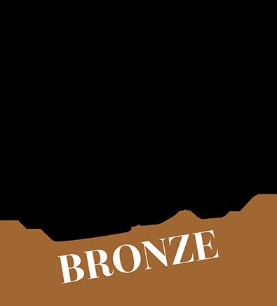 5 Time Bronze Recipient -