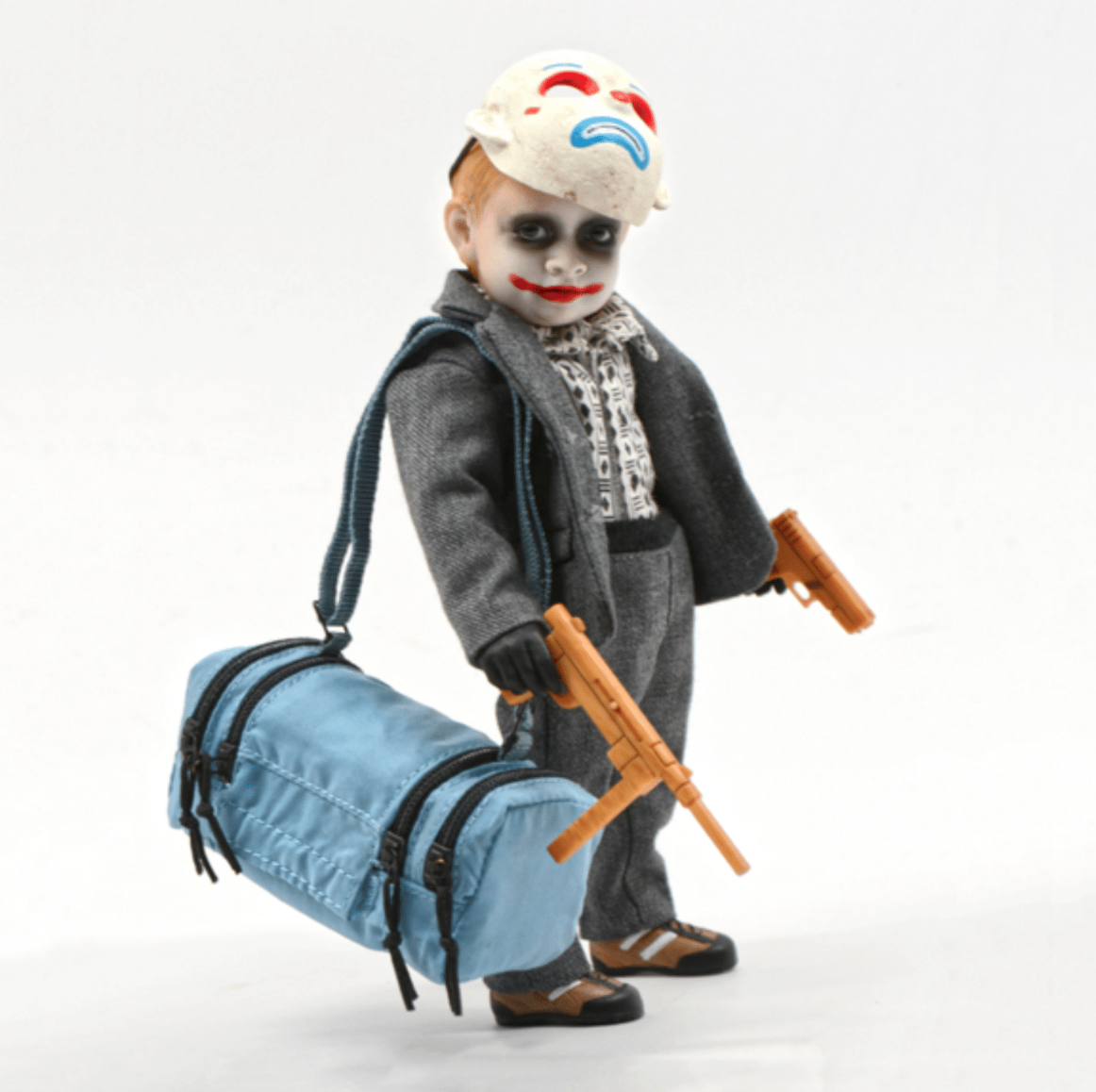 """Baby Bank Robber"" by Santlov"
