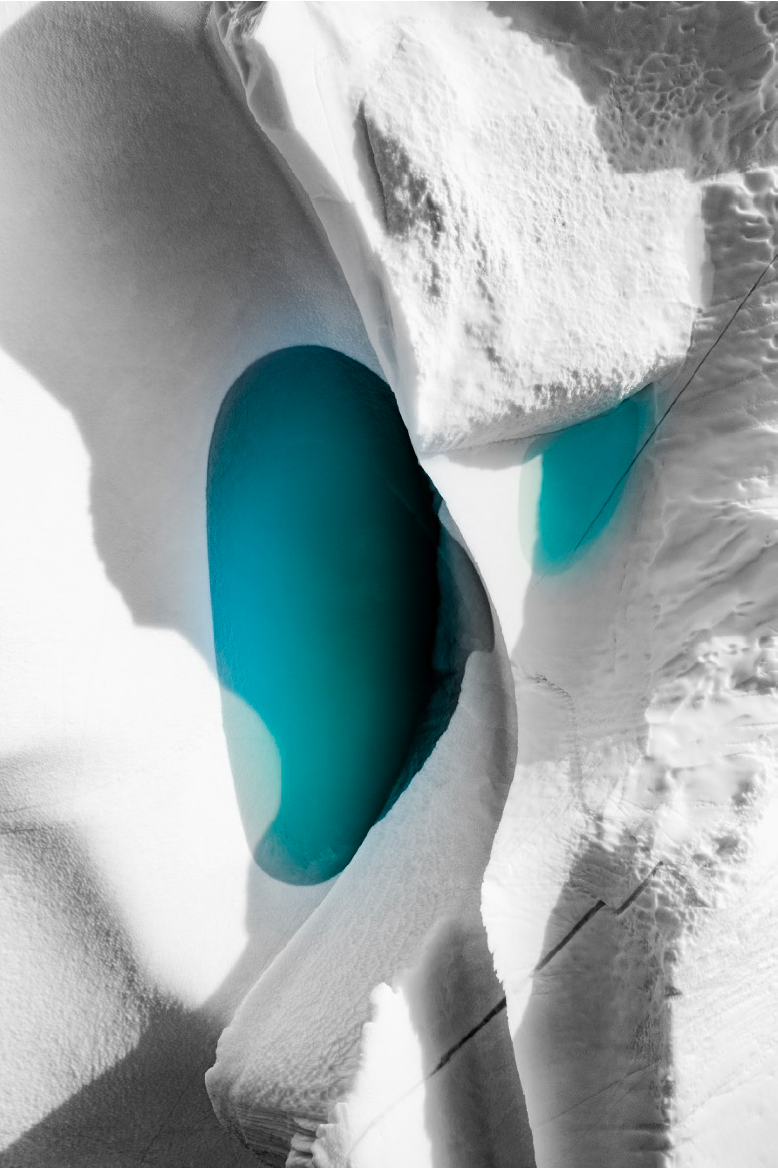 Soft Pockets   2019 C-Print Ilulissat, Greenland