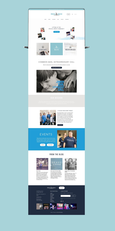 Tennessee+Website+Designer+Foxtrot+Branding