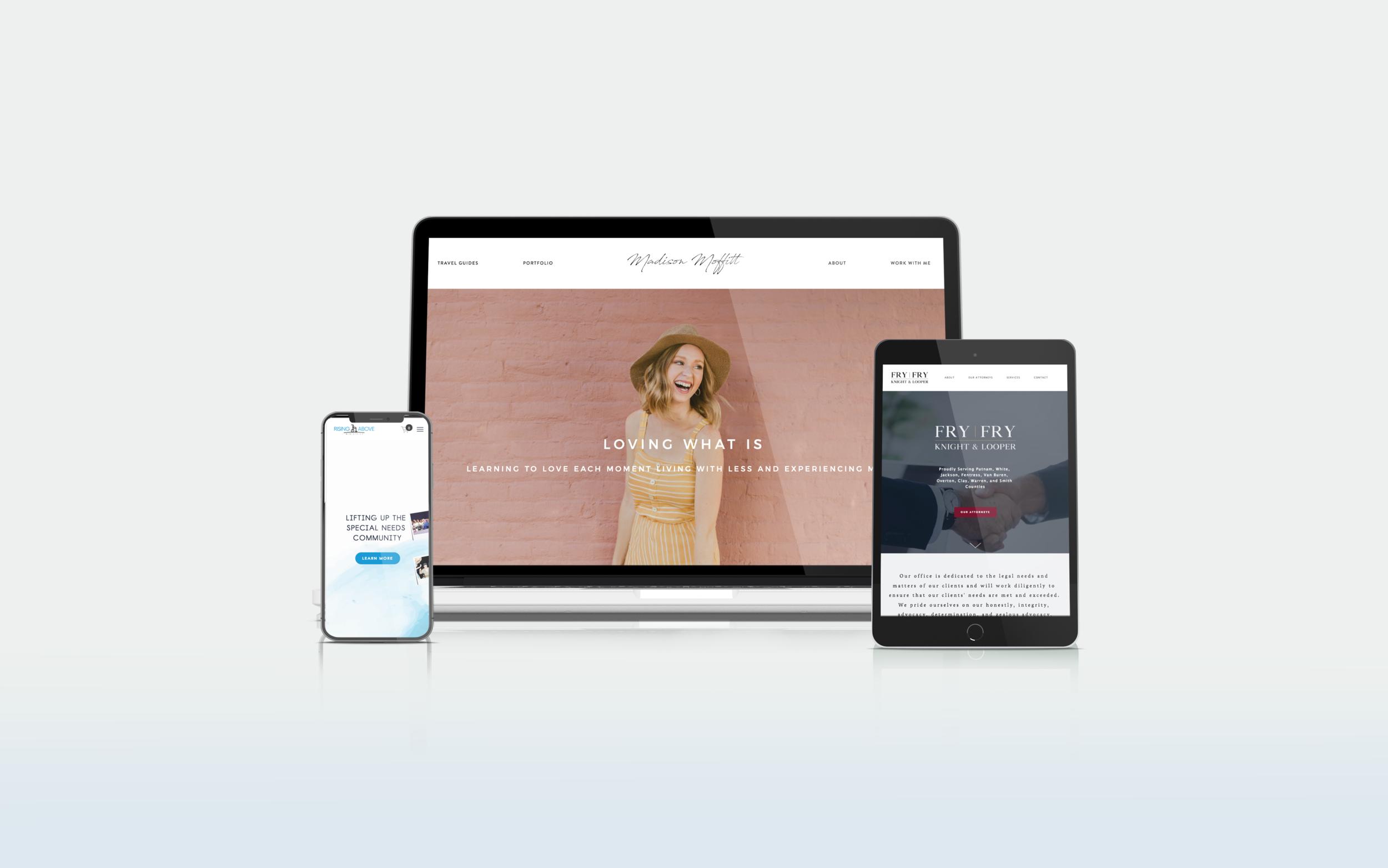 Tennessee Website Designer
