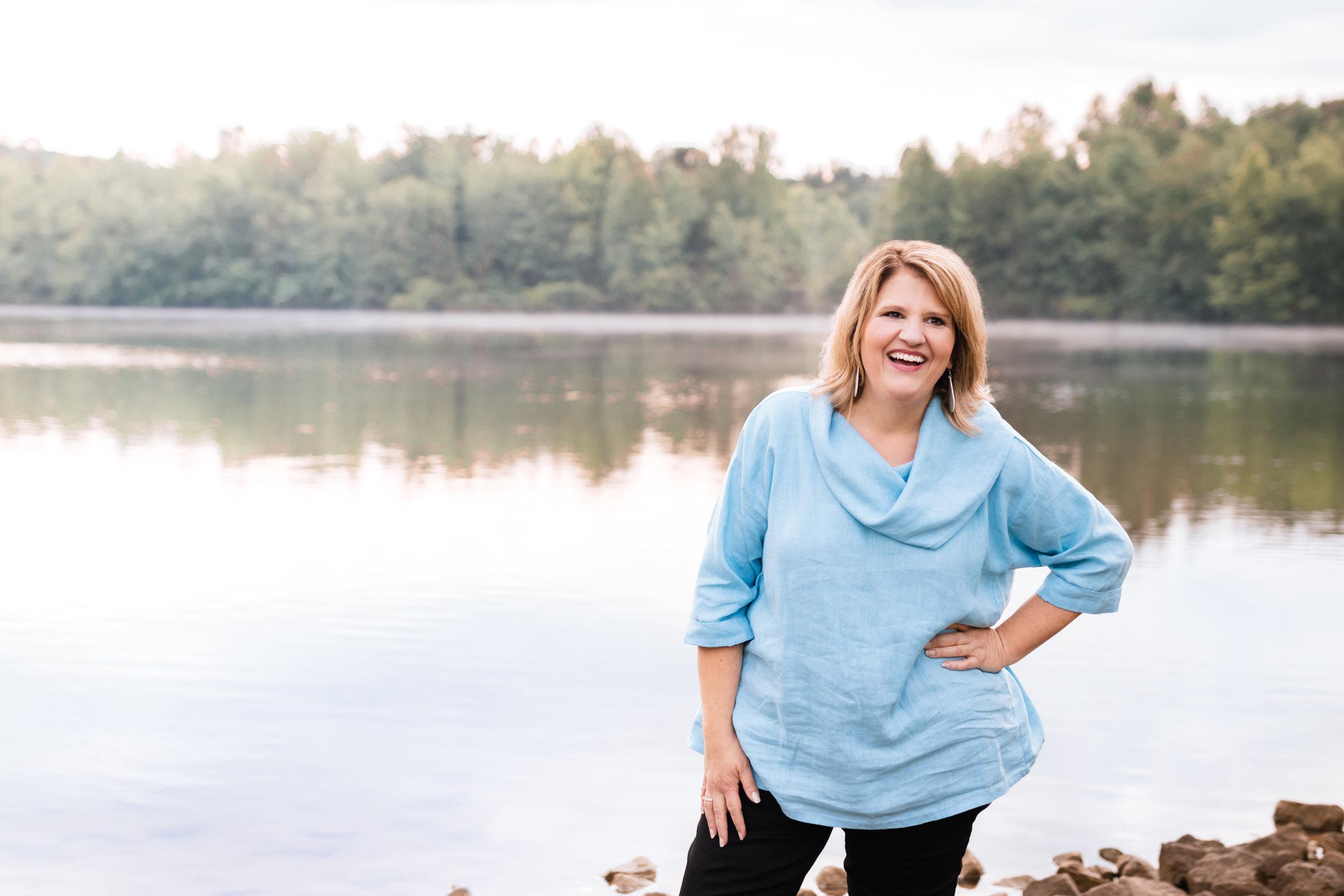 Becky Davidson Redefine This Life