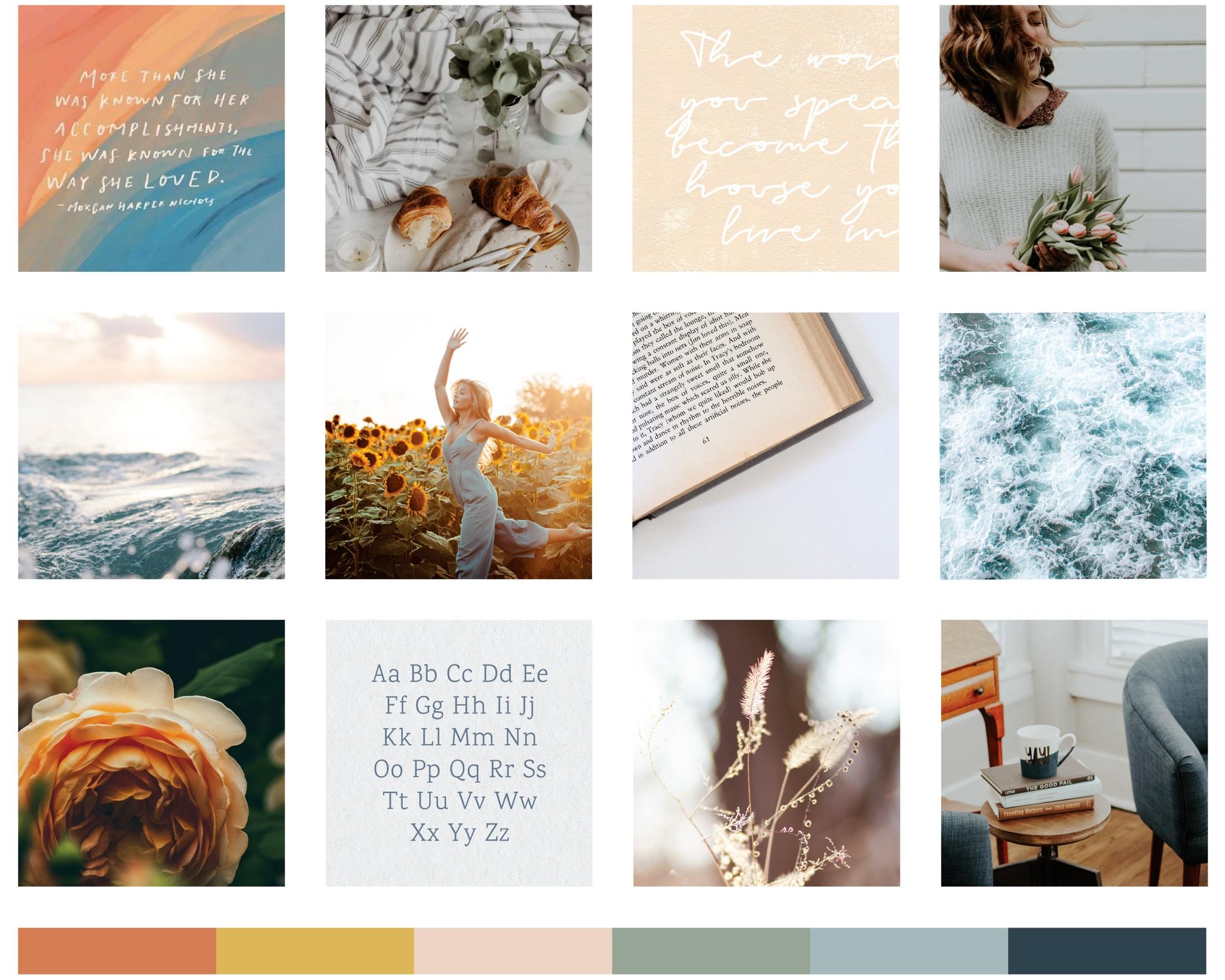 Foxtrot+Branding+Design+Moodboard