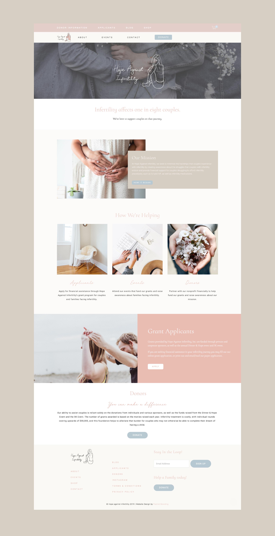 Foxtrot Branding Tennessee Website Designer
