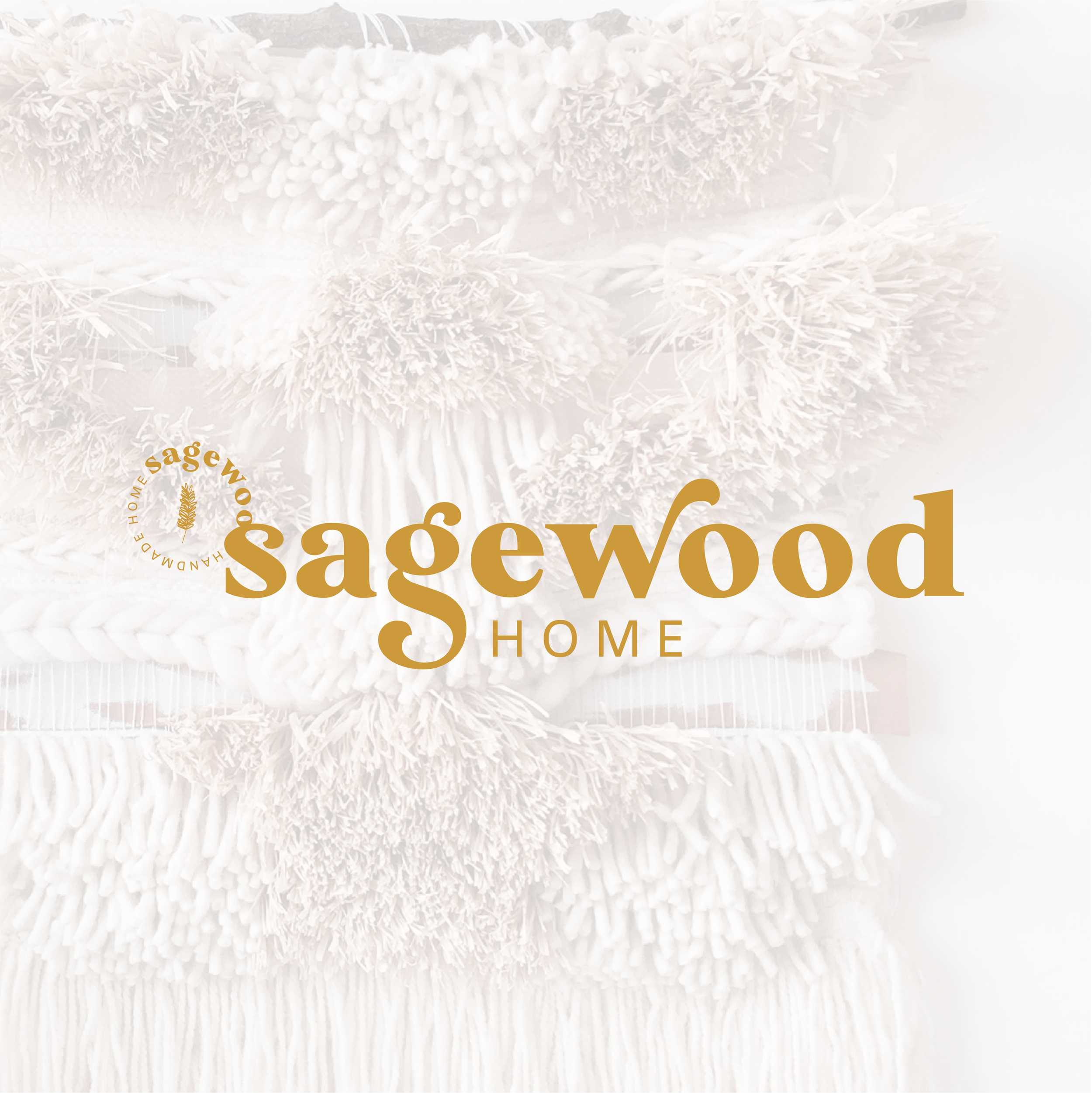 Sagewood Home   Brand Identity Design   Pre-made Brand Kit for sale in  The Foxtrot Shop