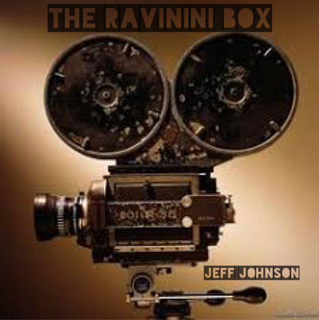 """The Ravinini Box  by Jeff Johnson    '...Reid's black rages continue, and there has been another accident on the set, the worst yet. Ramirez is dead, the poor man. I'm terrified of getting a paper cut, or even a splinter, after what has happened to the others. The police were here this morning, but Taylor flattered them away. The studio is threatening to pull our funding, and Taylor is nearly broke. Chester, I can't say more, but I think there was something in the room again today while we were filming. Its the same feeling we talked about last night, but even stronger. I see things when I close my eyes. I fear I'm getting swept away in something. This camera, this device Taylor calls the Ravinini Box, will ruin us all.'  -Juniper Skelton    David Weston slid the brittle, yellowed paper back into the plastic sleeve and set it on top of an ancient black film canister on the kitchen table. The fragment of letter was over eighty years old, presumably the same age as the strange film it had been found with. David smoothed back the peeling sticker on the outside of the film tin. """"The Gin Thief"""", written in a bold hand, was almost too faded to read. Next to it, so faint that first he had missed it, was the date, 1922.  David had purchased the items a week ago, from a construction company that found them sealed in the bathroom wall of a Bel Aire mansion they were remodeling. He got a good price after opening the old tin and showing them the film. It was unlike any celluloid he had ever seen: thick and lined on both sides with slots for the teeth of unusually minute wheels. It was immediately evident that it was non-transparent, and David quickly pointed this out as one of the sad hallmarks of a film hopelessly degraded by time.  David had shuffled his feet, made vague comments about the expensive chemical processes necessary to restore such film, if it was possible at all, and eventually walked off the construction site with the film and letter for one hundred dollars.  Af"""