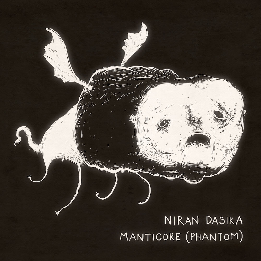 Manticore (Phantom) (2015) - 'Manticore (Phantom)' is the debut album of Niran Dasika, influenced by stories big and small, and tainted by an obsession with the beauty found in darkness and the grotesque.Released July 20, 2015Niran Dasika: trumpetJonathan Skourletos: guitarHiroki Hoshino: bass, bass synthesiser (track 3) Daniel Berry: drumsFor physical copies email at nirandasika@gmail.com$25 Shipped worldwide