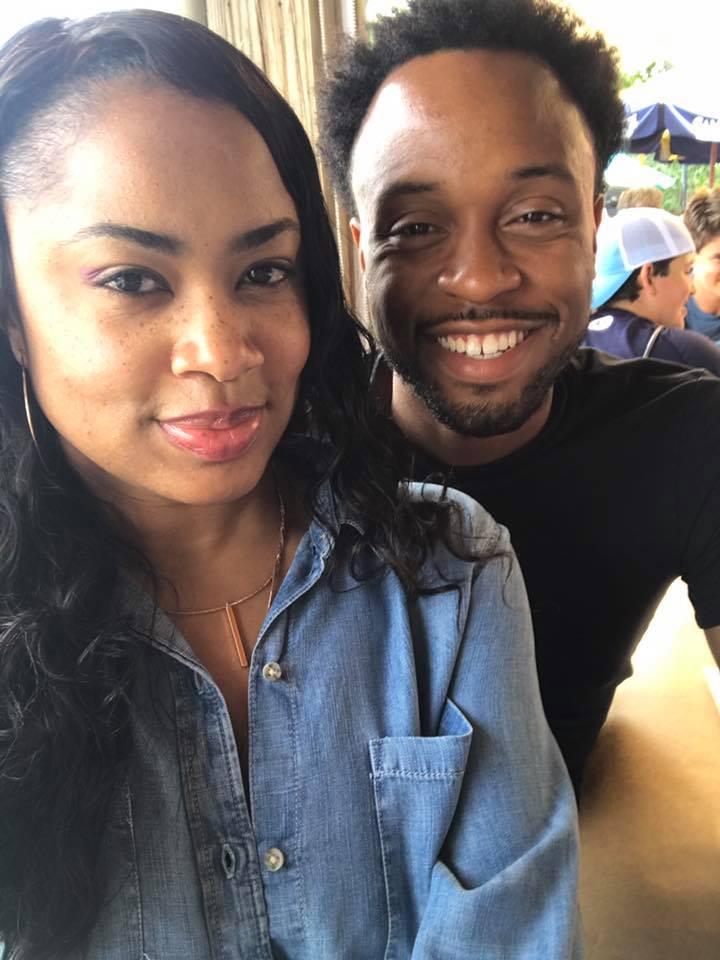 Jada-Marie Tucker and Joshua Jackson // Friends Since 2003