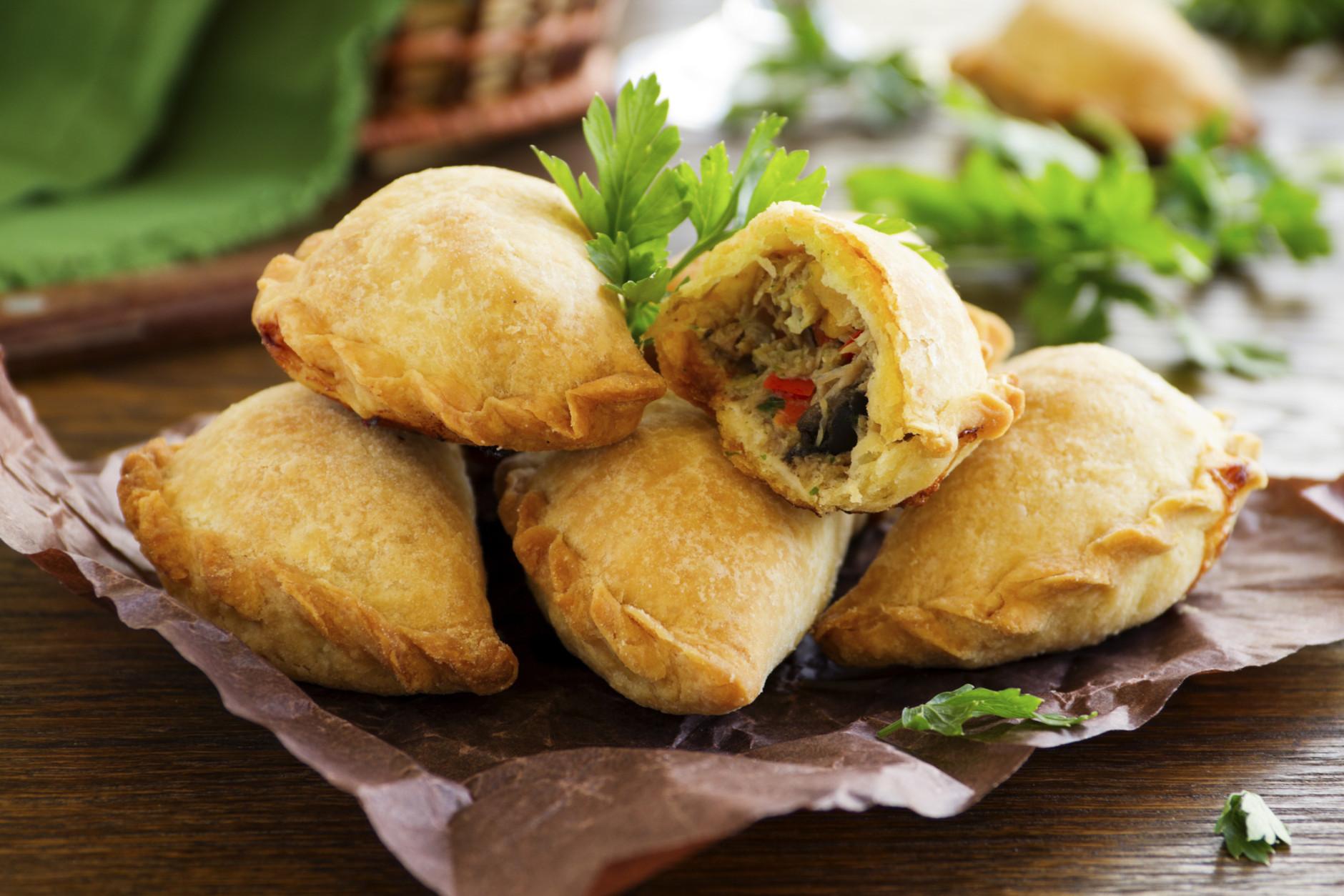 - A simple empanada recipeItems we carry for this dish: empanada discs, herbs & spices
