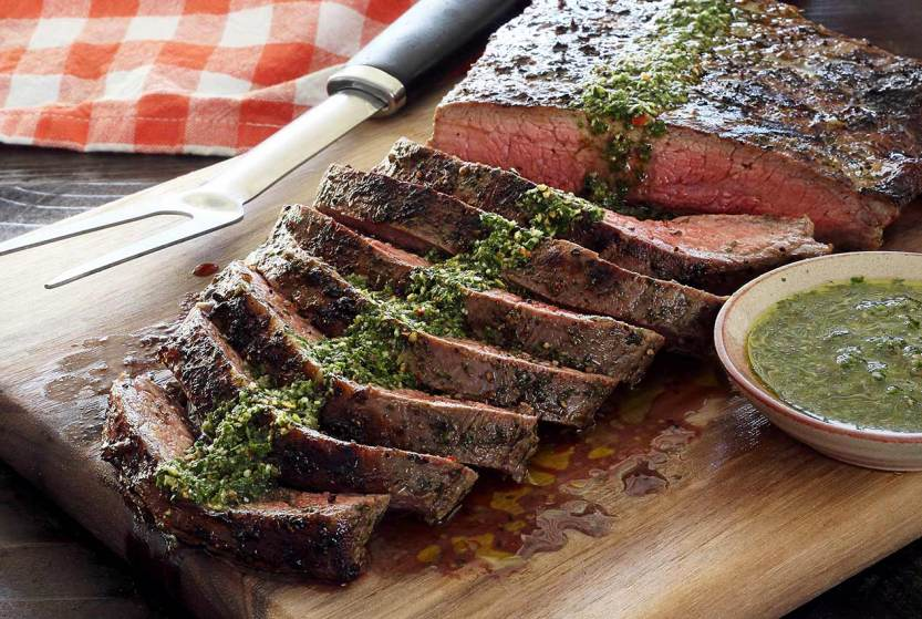 - Paleo Chimichurri Steakitems we carry for this dish: Chimichurri, herbs & Spices