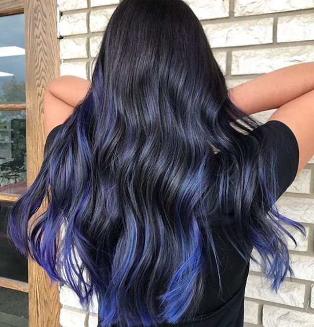 blue waves 🌊 done by Megan