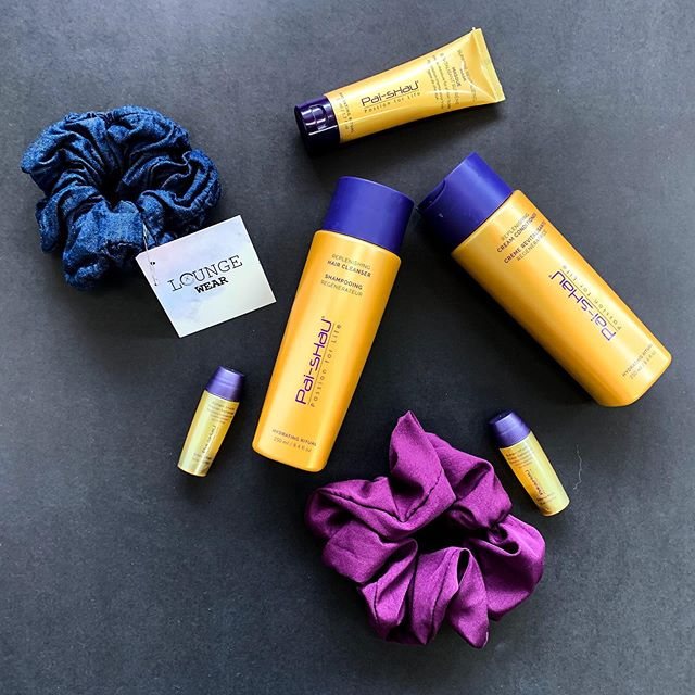 A ✨GIVEAWAY✨ of our newest loves, Pai Shau & Lounge Wear!  Here's how to enter; - Follow @the.hairlounge & @the.loungewear - Tag a friend (ONE tag per comment but tag as many friends as you'd like) ✨  BONUS ; Post to your story but make sure you tag us so we see!  EXTRA 10 entry BONUS; Tell us which stylist is your favorite on Facebook or google reviews & why! ✨  Valued at over $120. Giveaway winner will be announced October 12. GOOD LUCK! ✨  Winner MUST be able to pick up from the salon located in St.Albert, Alberta.  Per Instagram rules, we must mention that this is not sponsored, administered or associated with Instagram.