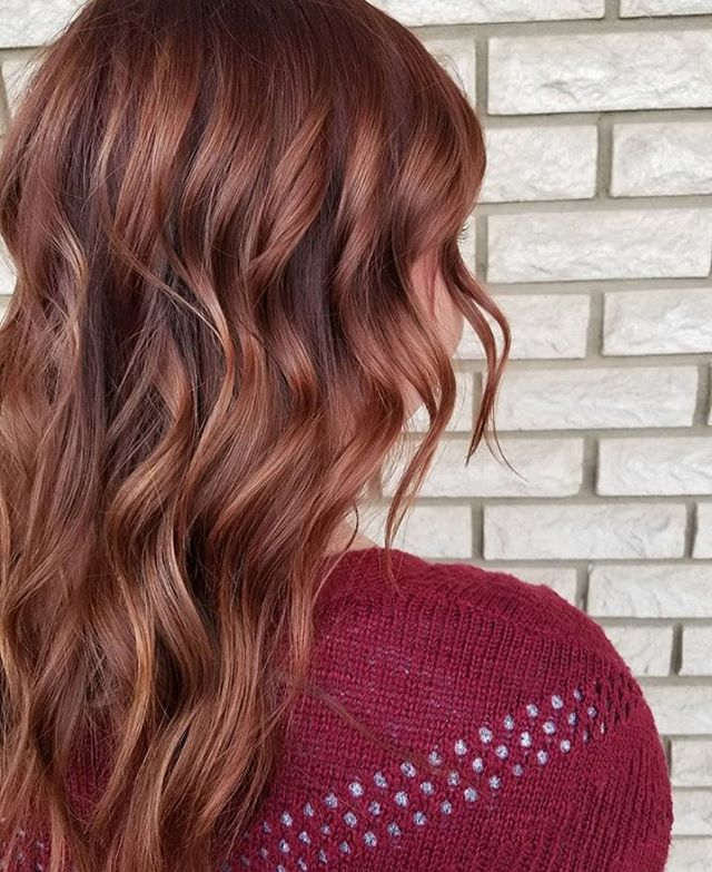 Fallin' for these tones 🍂 done by Ashley