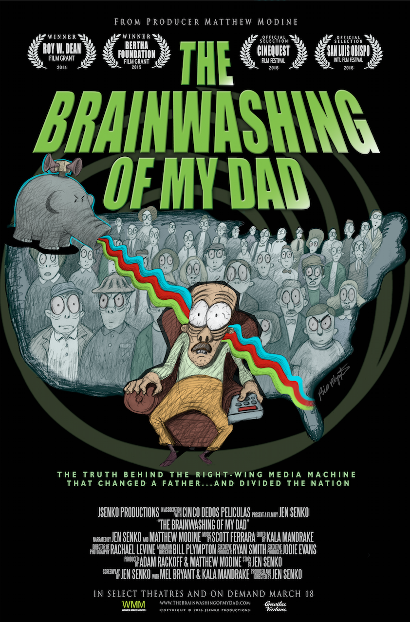 "Director Jen Senko will attend the screening and introduce the film. Get more info on ""Brainwashing""  here . [ Get tickets here ]"