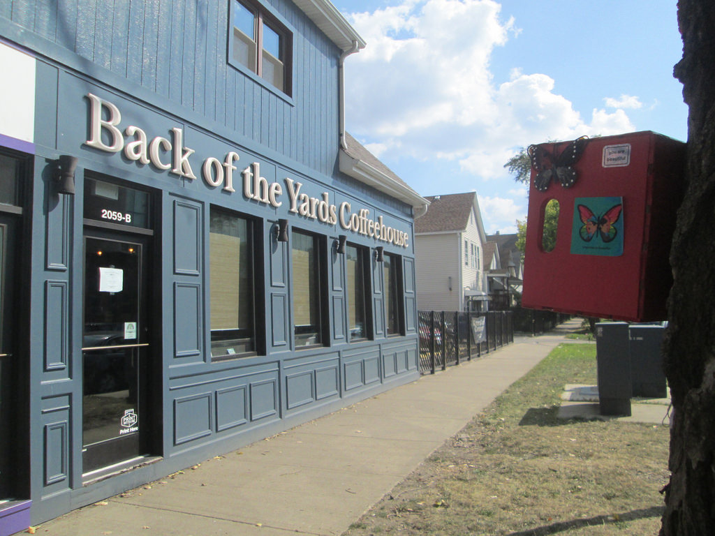 Back of the Yards Coffeehouse - 2059 W 47th St