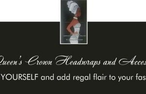 Queen's Crown Headwraps and Accessories