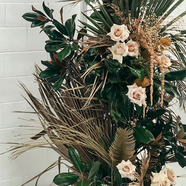 We are absolutely loving the dried floral trend at the moment and we are hoping it is here to stay! Try mixing dried with fresh elements for a unique look.