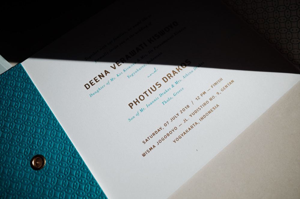 Tropica Weddings - Invitations