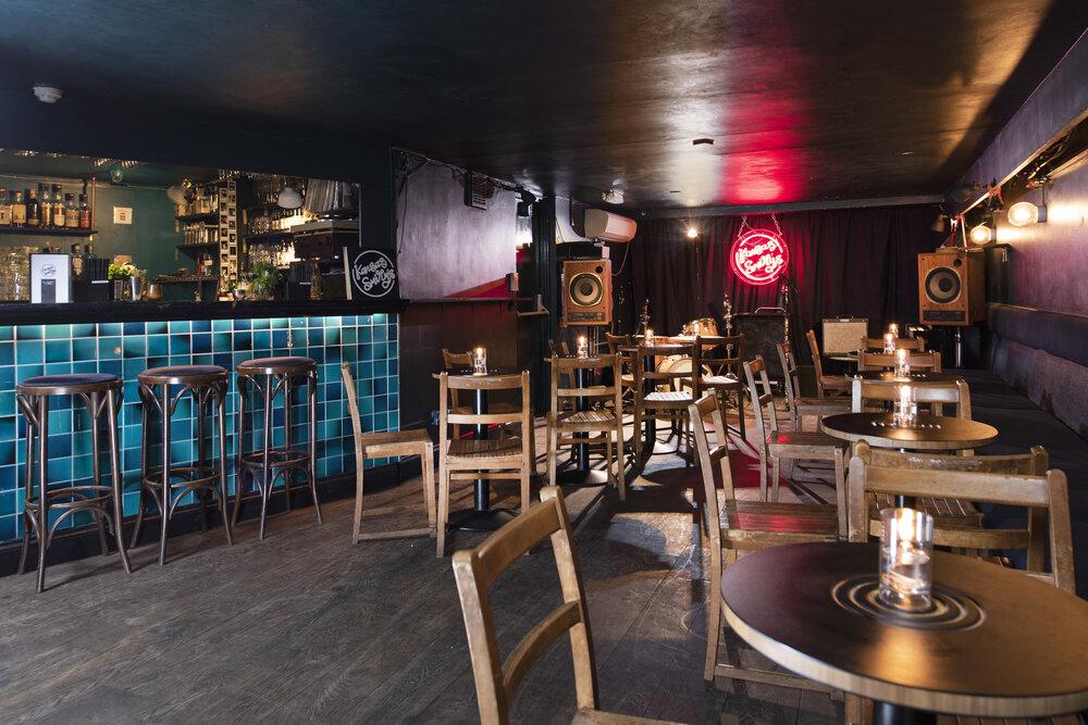 Kansas Smitty's Bar