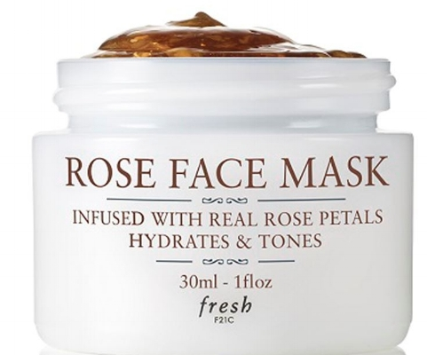Fresh Rose Face Mask, £52