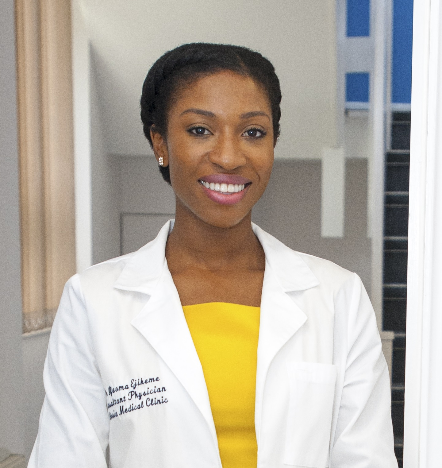 """Dr Ifeoma Ejikeme, Adonia Medical - """"I love the Cane & Austin Glycolic Acid Scrub. Glycolic is an exfoliating acid from sugar cane and this scrub is gentle enough to be used 1-2 times a week. Over time it smoothens the skin and for darker skin it helps to blend skin tone and reduce mild irregularities on the skin. It can also be very helpful in reducing ingrowing hair in the beard area."""""""