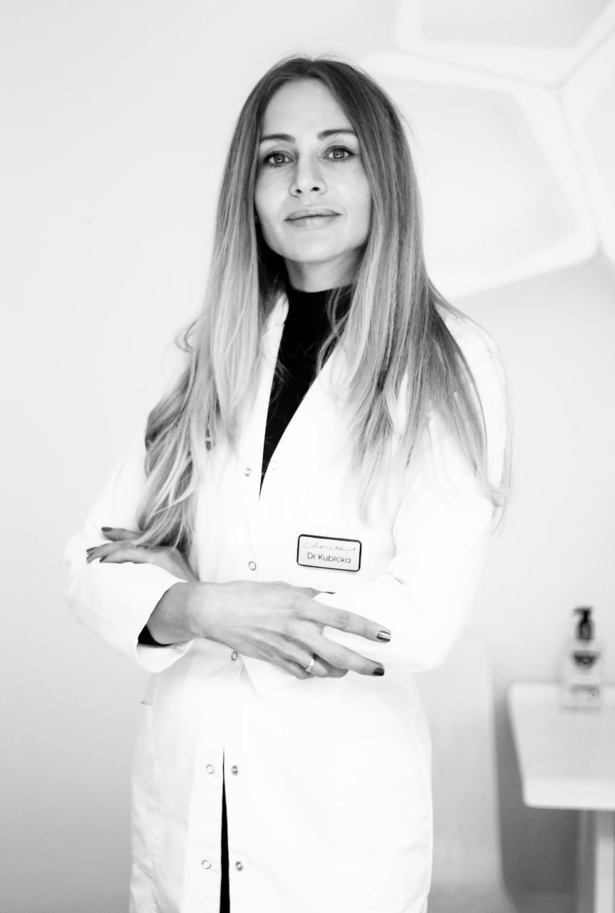 Dr. Barbara. Kubicka, Founder, Director & Doctor