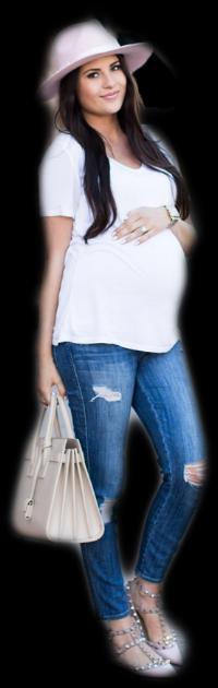 embarazada gorro jeans.png
