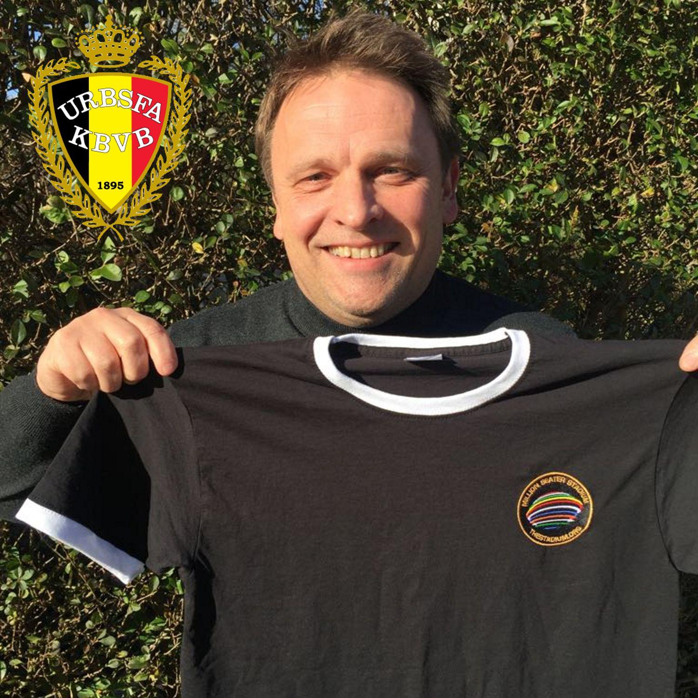 Jean-Francois Remy (BEL, U21 Belgium coach)