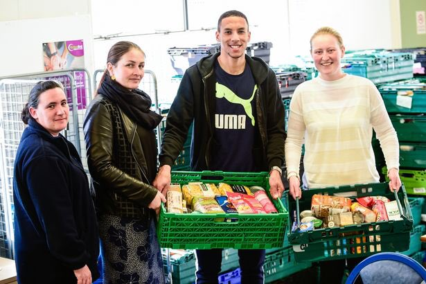 Football Fans Foodbanks The Newcastle United Story By