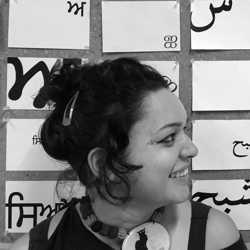 KRUTI SARAIYA   TYPOGRAPHER