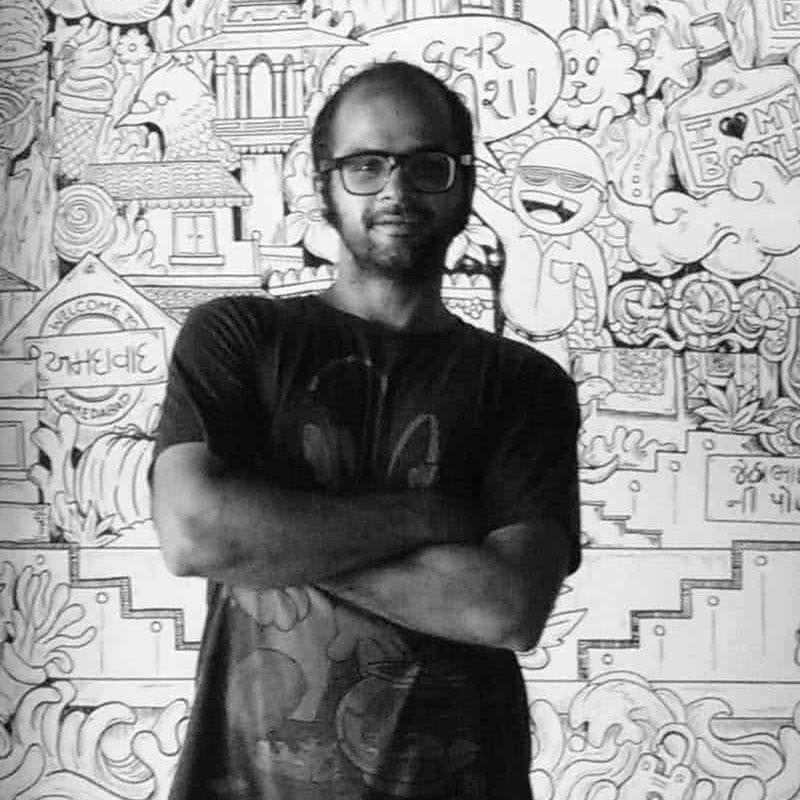 HARSH PANDYA   ARTIST