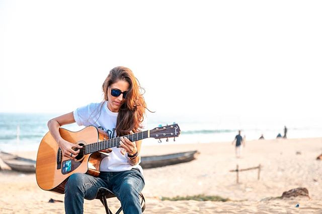RTX Odisha | We miss @kaly_aani playing by the ocean. What are you listening to right now?