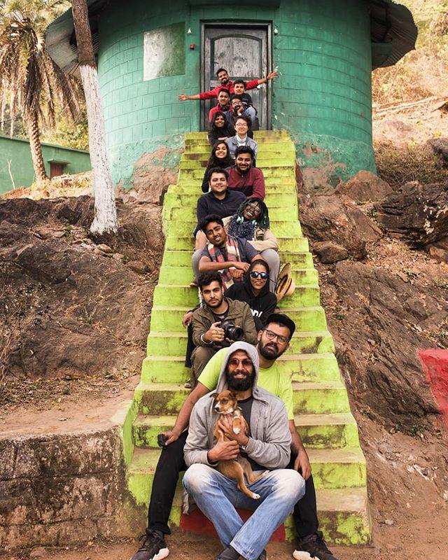 RTX Odisha | Find your tribe. Love them hard 🤙💙✨ . . . . #rtxproject #incredibleodisha #Odisha #tribe #tribevibe #goodvibesonly