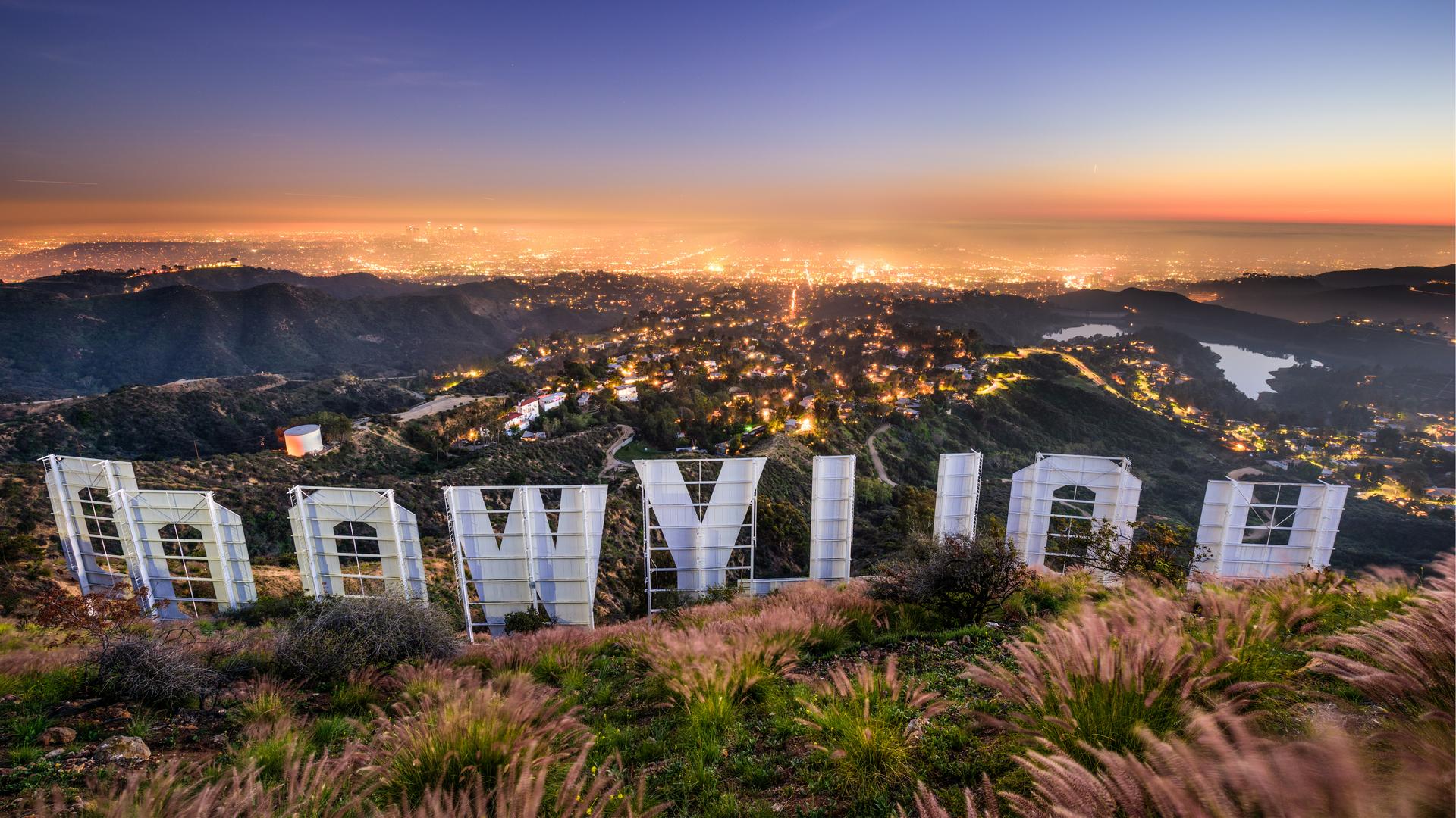 Hollywood & LA