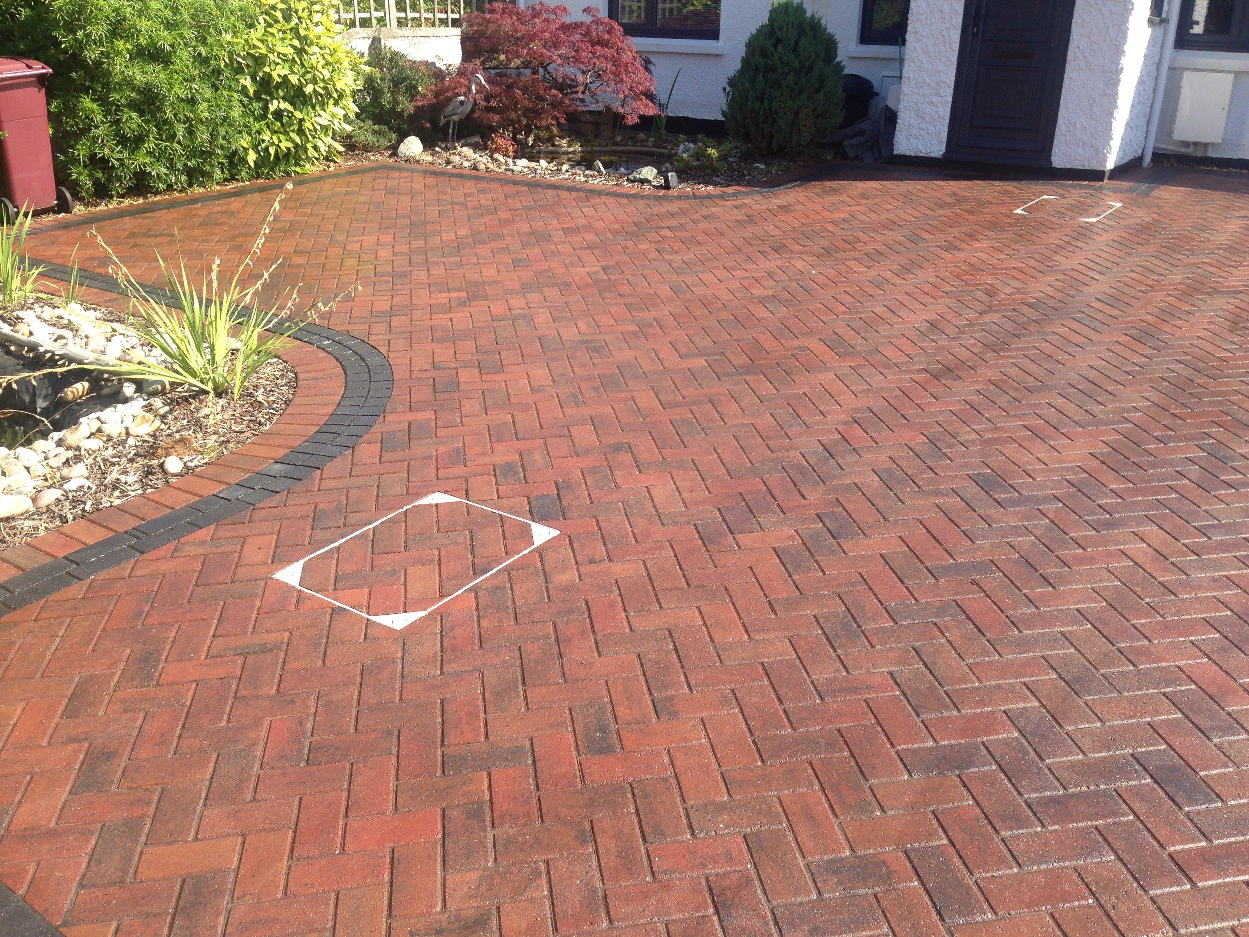 Brett Omega Paving used on this driveway