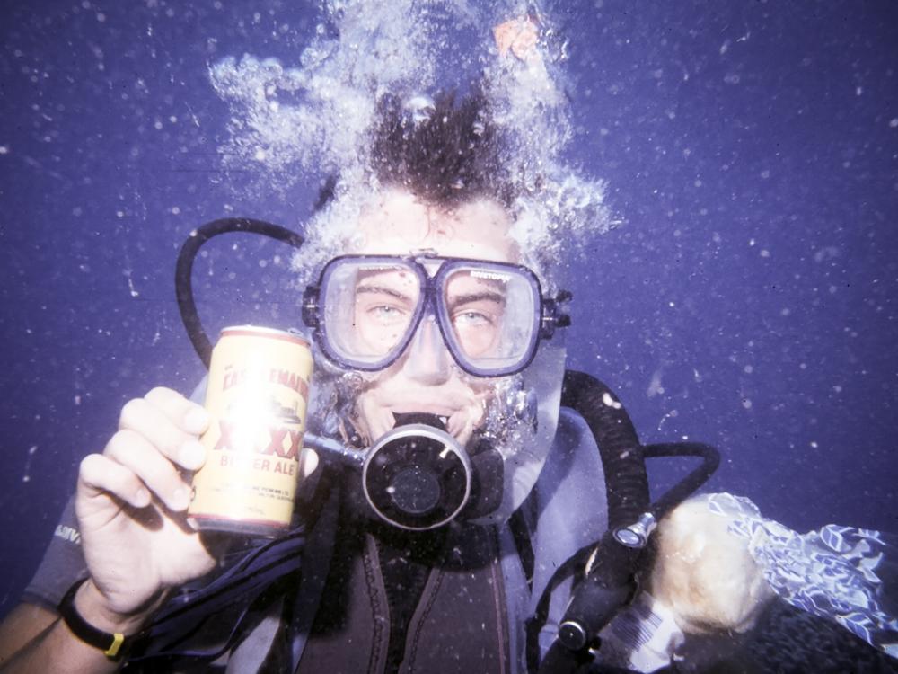 Scuba-Diving!