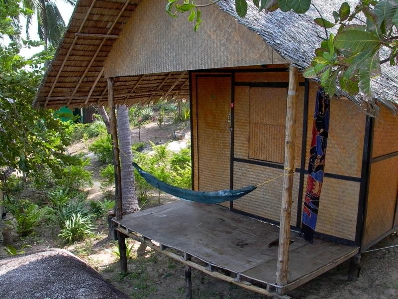 Nothing beats a beach-hut