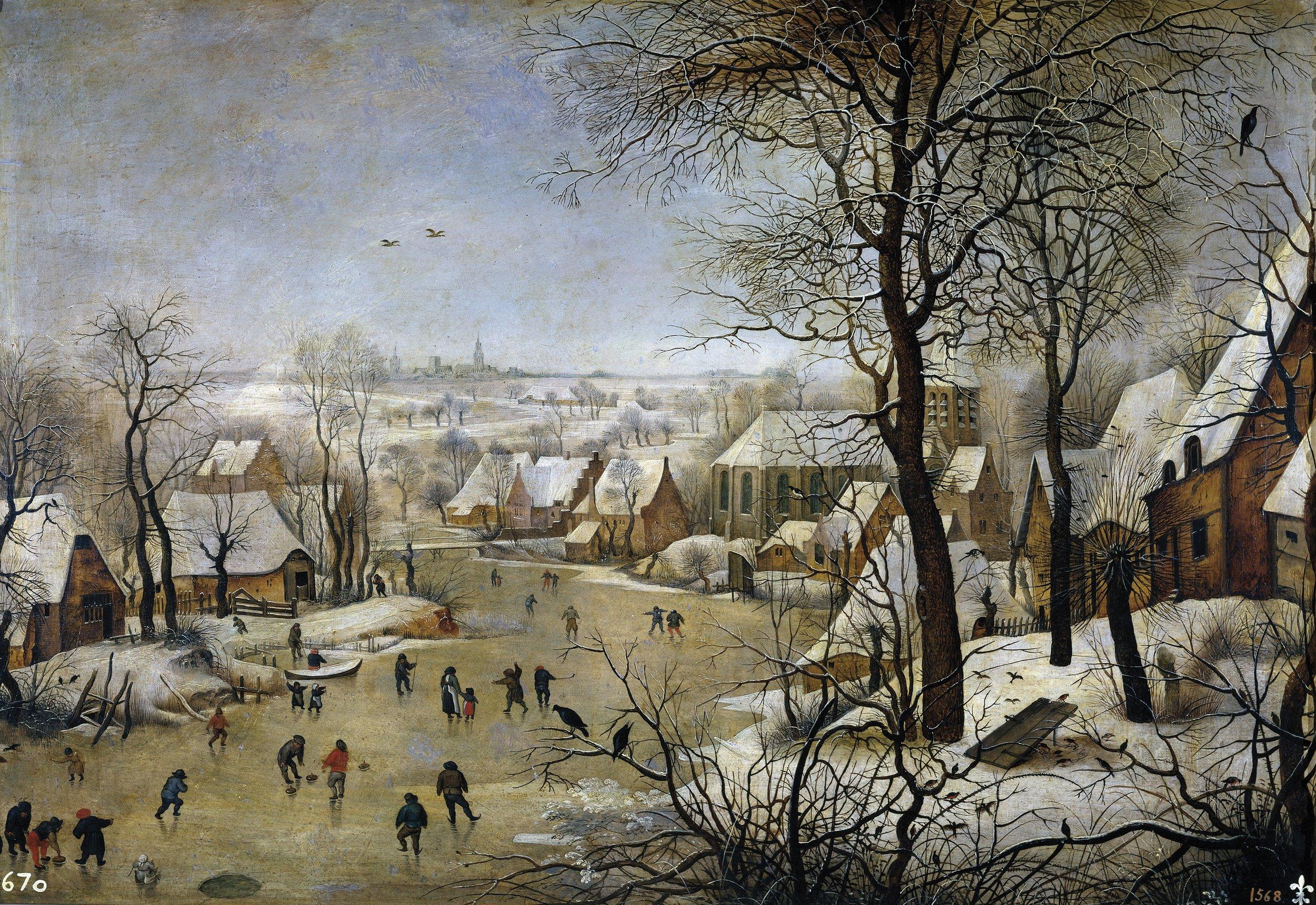 (Pieter Brueghel)