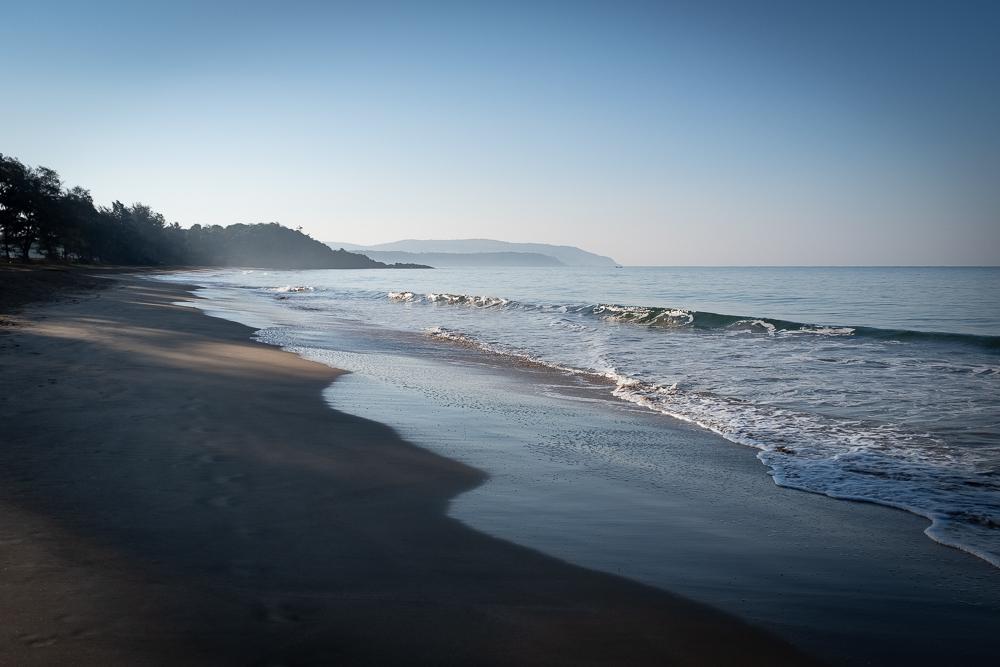 Talpona Beach, early morning
