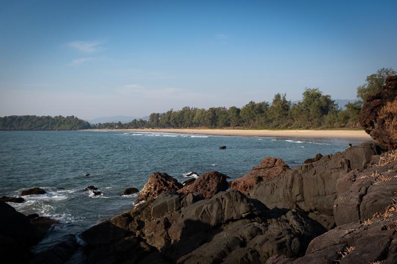 Talpona Beach. Perfect blissful solitude. Now.