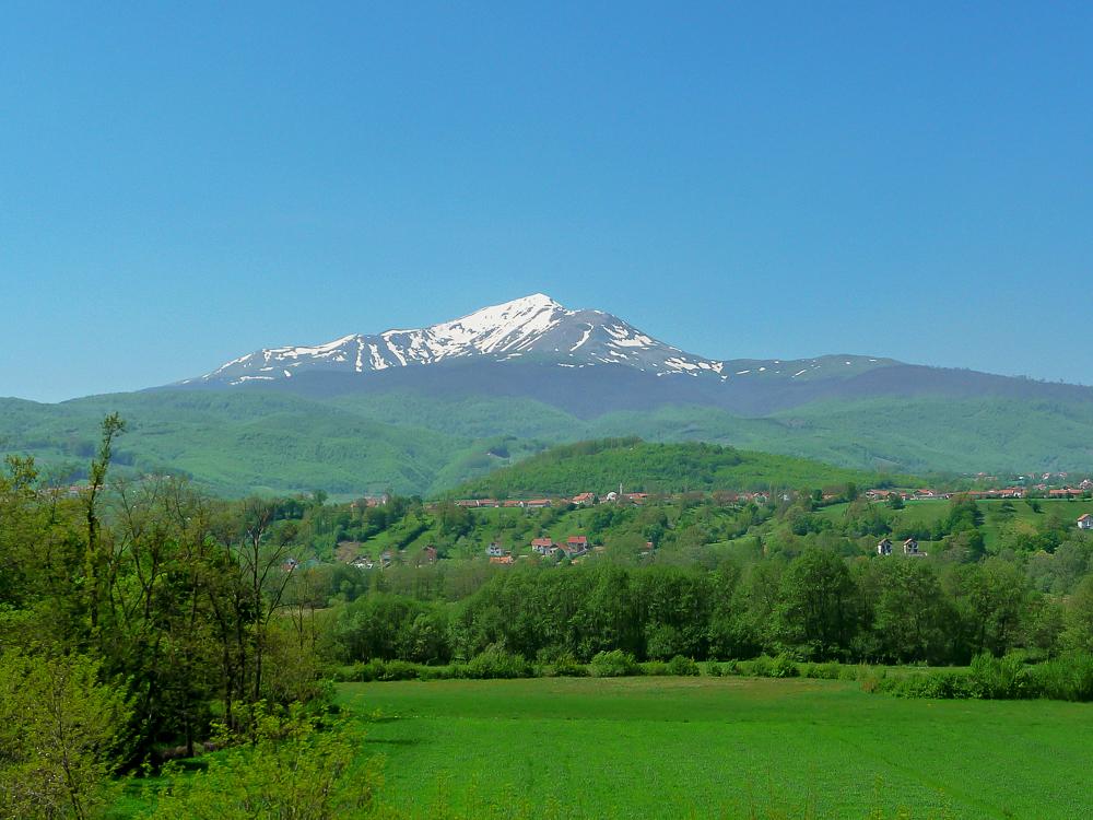 So sieht übrigens der Kosovo aus.