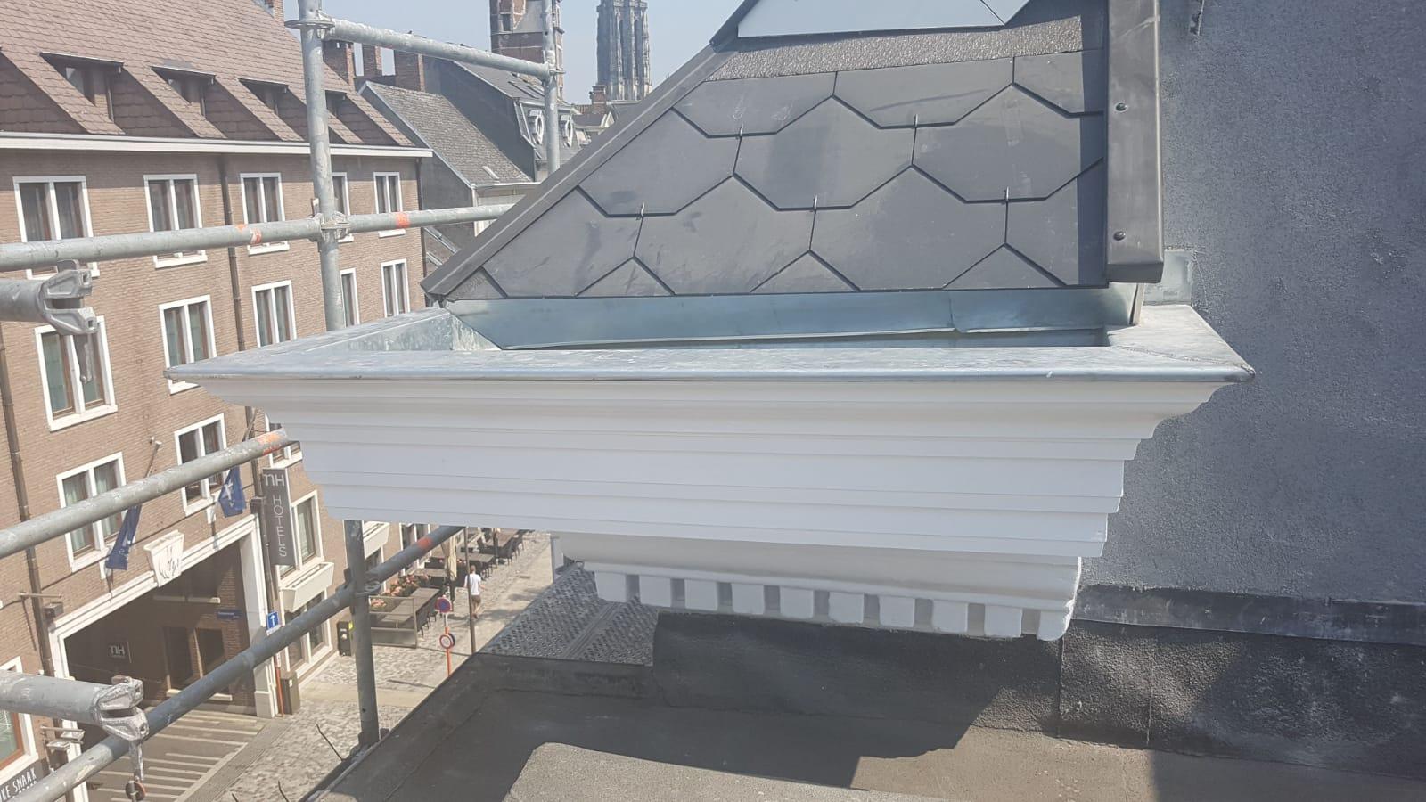 Société Générale De Rénovation Batiment Bruxelles thomas toitures - à bruxelles entreprise générale couverture
